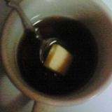 甘い香りのミルクキャラメルコーヒー