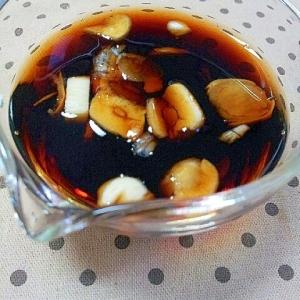 何かと使える万能調味料✿ニンニク醤油だれ❤