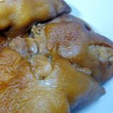 ❤ 豚足&こんにゃくの煮物 ❤