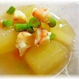 ♪♪冷やして美味しい!冬瓜の海老あんかけ♪♪