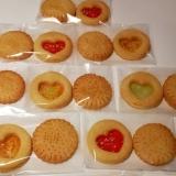 簡単☆ステンドグラスクッキー☆
