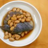 茄子と大豆の煮物