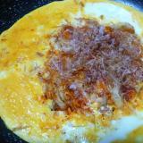 キムチと卵でキム玉