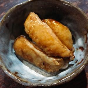 オーブンで 簡単手羽中の照り焼き