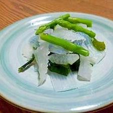 海藻と生野菜のコラボサラダ