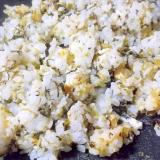 卵入り高菜チャーハン