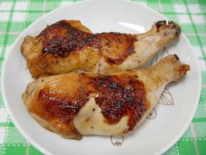 フライパンで簡単 絶品ロティサリーチキン
