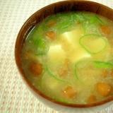 ☆なめこ豆腐のおみそ汁☆
