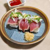 かつおのたたきの握り寿司