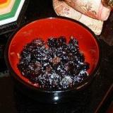 黒豆の甘納豆