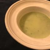 ほうれん草の冷製✴豆乳ポタージュスープ