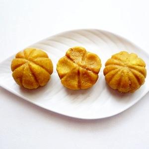 安納芋のねりきり風スイートポテト