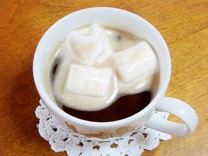スイート&ビター!ほんわかコーヒー♪
