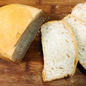 HBで半斤 おからパウダー入りのフランスパン