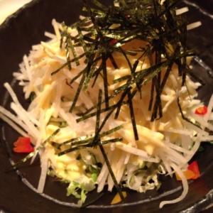 簡単‼大根サラダ