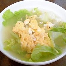 レタセロスープ