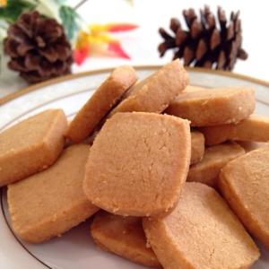 【決定版】きな粉好きの♩自慢の濃‼︎きな粉クッキー