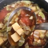 なんちゃってスーラータン風スープ