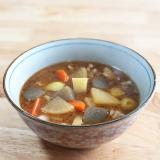 簡単!基本の野菜・具だくさん豚汁レシピ