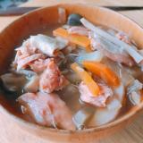 お正月⭐新潟のおばあちゃんのお雑煮❤