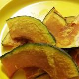 簡単!夕飯のおかずやおやつに!かぼちゃスライス焼き