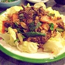 野菜たっぷり☆おウチで♪合わせ調味料で簡単プルコギ