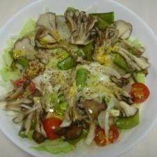 キャベツたっぷり温野菜サラダ☆粒マスタード蒸し