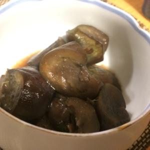 介護食にも使えるとろっとろ茄子の煮物