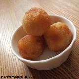卵&牛乳&小麦粉なし★さつま芋ドーナツ