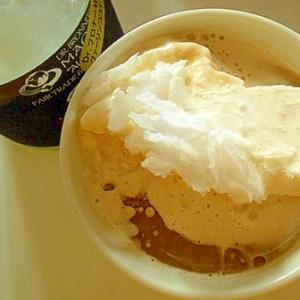 ココナッツオイル入り ウインナーコーヒー