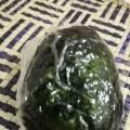 大根と南瓜の海苔の佃煮おにぎり^_^