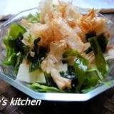 簡単!豆腐のヘルシーサラダ