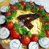 ✿お祝い用✿寿司ケーキ