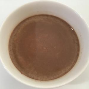 チョコレートソイラテ