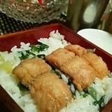 さっぱり美味しい、鱧の夏薬味寿司