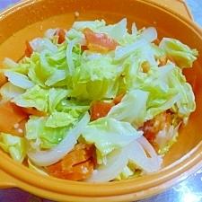 塩麹★ヘルシーホットサラダ(シリコンスチーマー)