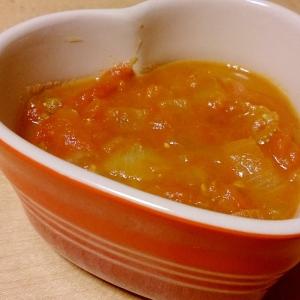 ★家にある材料でトマトソース★トマト大量消費
