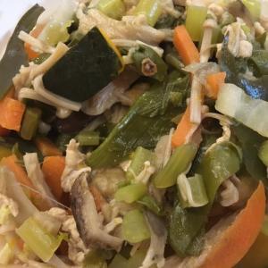 いろいろ野菜の煮込み