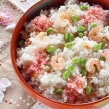 春咲き混ぜ寿司