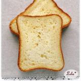 蜂蜜とクリームチーズのブリオッシュ食パン