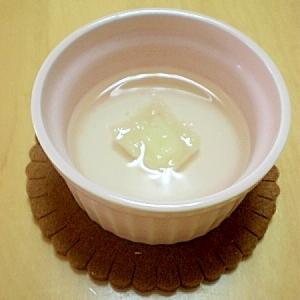 【離乳食初期】オニオンスープ