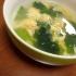 わかめと卵のコンソメスープ