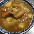 炊飯器で簡単!スープカレー風ポトフ