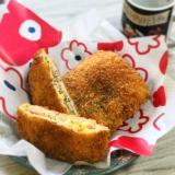 食パンで簡単!ツナカレーの揚げパン