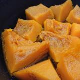 めんつゆで⭐簡単♪かぼちゃの煮物⭐