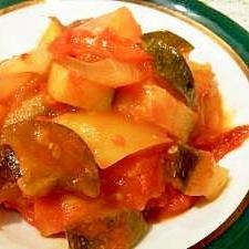 野菜のおいしさたっぷり!ラタトゥーユ