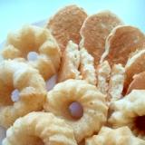 甘麹いりのホットケーキ&焼きドーナツ