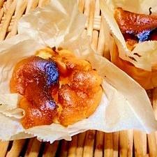 バスク風&ポップな☆チーズケーキ