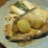 煮魚は銀鱈ときんきが好きです
