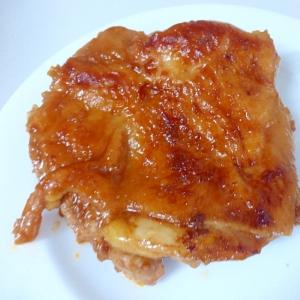 簡単!鶏もも肉のテンメンジャン焼き